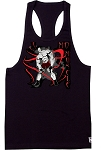 312R black Tank Tops With Versa Goliath Design