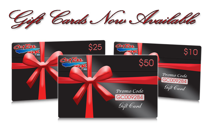 Bodybuilding and Fitness Clothing Gift Cards