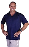 Solid Navy Polo Shirt