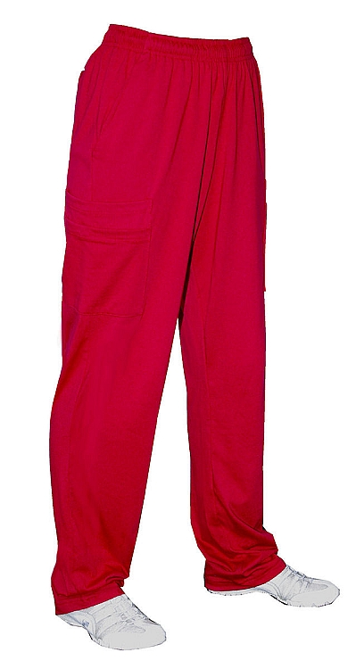 Excellent Women Outdoor Hiking Sport Wear Red Cargo Pants Women39s Straight Multi