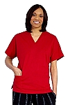 Style WST890 Womens Red Top