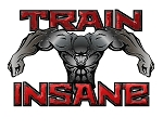 Crazee Wear Design Stickers (Decals)Versa Train Insane
