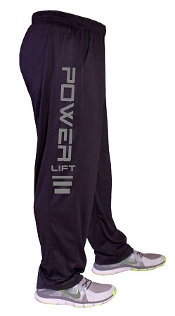 Summer Cool micro fiber pants 600MP Black With Power Lift In Charcoal Grey