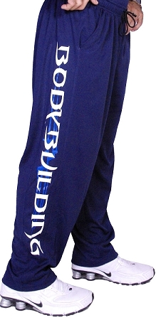 micro fiber pants (brand new to our edition) 600MP  Navy/Blue tribal/White bodybuilder