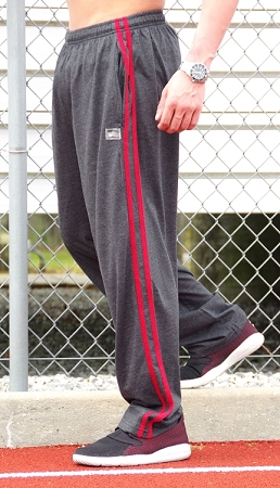 Style Mppj Grey/Red Pants