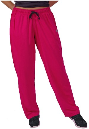micro fiber pants 600MP (pink)  relaxed fit