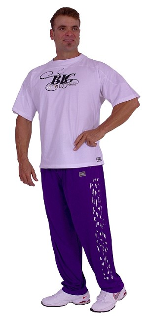 micro fiber pants  600MP (purple) W/white rain