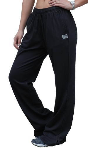 Crazeewear WSP800 Black Womens Pants