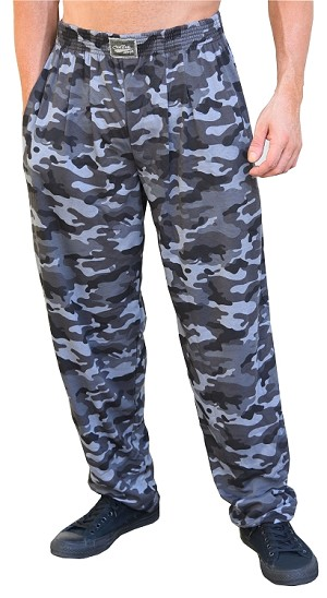 Style 500 Classic Urban Camo Baggy Pants  For Men And Women