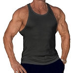 312R Charcoal Tank Tops
