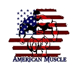 Crazee Wear Design Stickers (Decals) Versa American Muscle