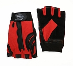 Padded Super Comfort Fitted Workout Gloves