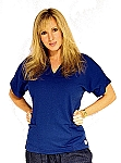Style WST890 Womens Blue Top