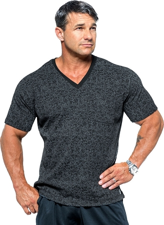 Style MST900 V Neck Black diamond