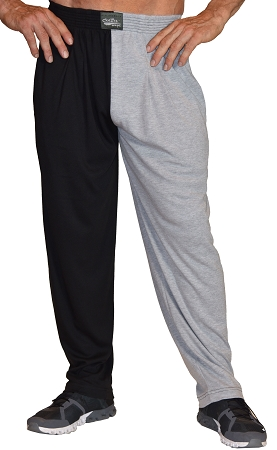 Style 500 Classic Two Tone Relaxed Fit Baggy Pants  for Men and women