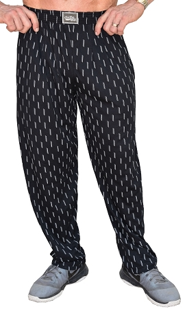 Style 500 Classic Relaxed Fit Soft Baggy Pants With 3-D Design  For Men And Women