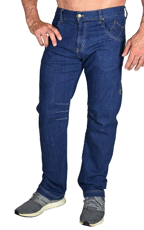 Style 50J Vintage washed Denim Jeans