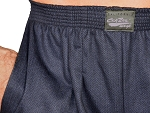 Classic New Navy Park Place Pattern Baggy Pants For Men And Women