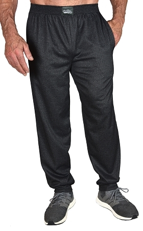 Classic New Park Place Pattern Baggy Pants For Men And Women