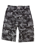 Style 510P Urban Camo Relaxed Fit Shorts For Men And Women