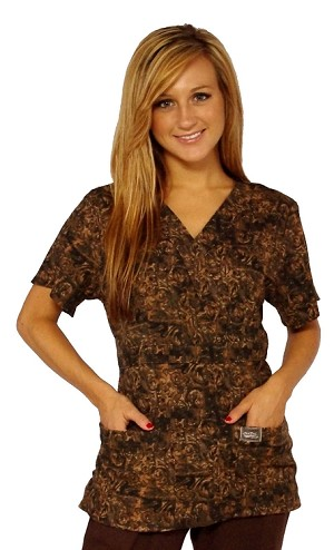 WFT Women's Fitted Vintage Top
